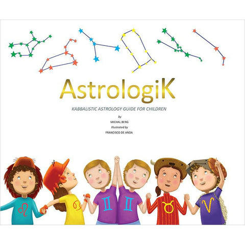 Astrology for Kids (Spanish)