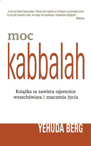 The Power Of Kabbalah (Polish) - Moc Kabbalah