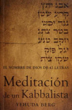 The Prayer Of The Kabbalist (Spanish) - Meditacin de un Kabbalista