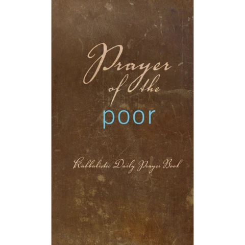 Prayer of the Poor: Daily Siddur (English, Hardcover)