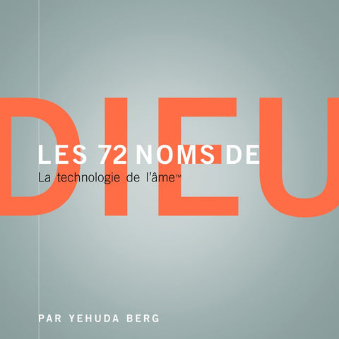 72 Names of God (French) - Les 72 Noms de Dieu
