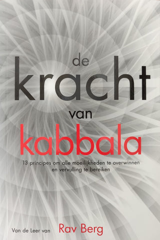 The Power Of Kabbalah (Dutch) - de kracht van kabbala