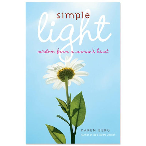 Simple Light (English) - Wisdom from a Woman's Heart