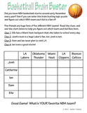 November Early Finisher/Challenger Packet [Grades 3-6]