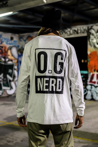 Issue #1 O.G Long Sleeve