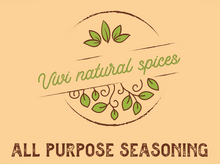 Load image into Gallery viewer, Vivi All Purpose Seasoning 3oz
