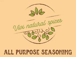Vivi All Purpose Seasoning 3oz