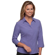 City Collection Ezylin Shirt 3/4 Sleeve - Womens