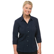 City Stretch Spot Ladies Shirt · ¾ Sleeve