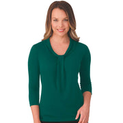 City Collection Pippa Knit Top 3/4 Sleeve - Womens