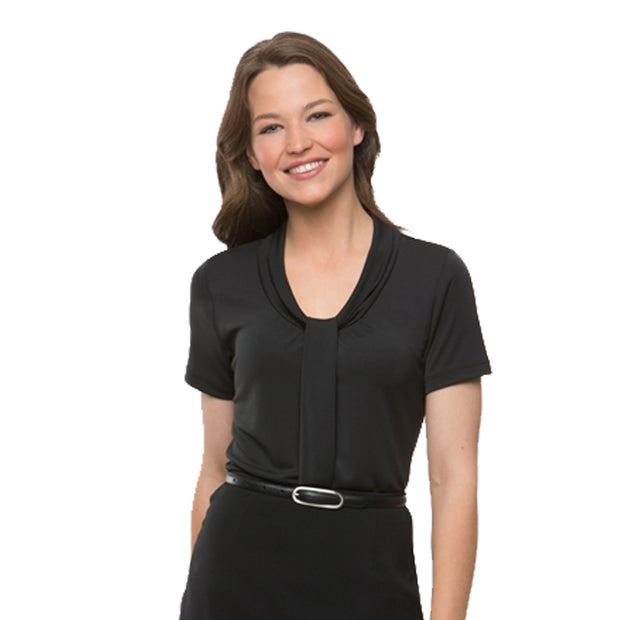 City Collection Pippa Top Short Sleeve - Womens