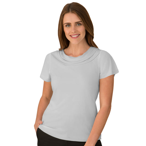 City Eva Clever Cowl · Short Sleeve