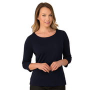 Smart Ladies Knit Top · ¾ Sleeve