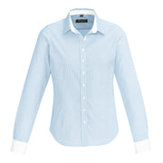 Biz Corporates Fifth Avenue Long Sleeve Shirt - Womens