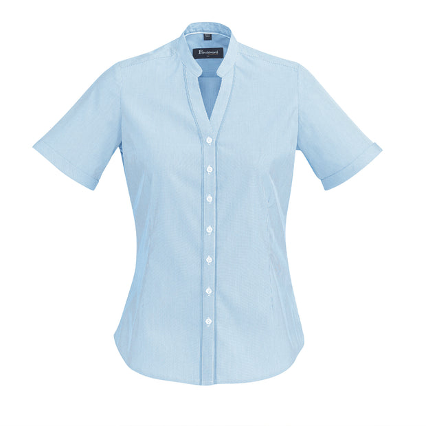 Bordeaux Ladies Shirt · Short Sleeve