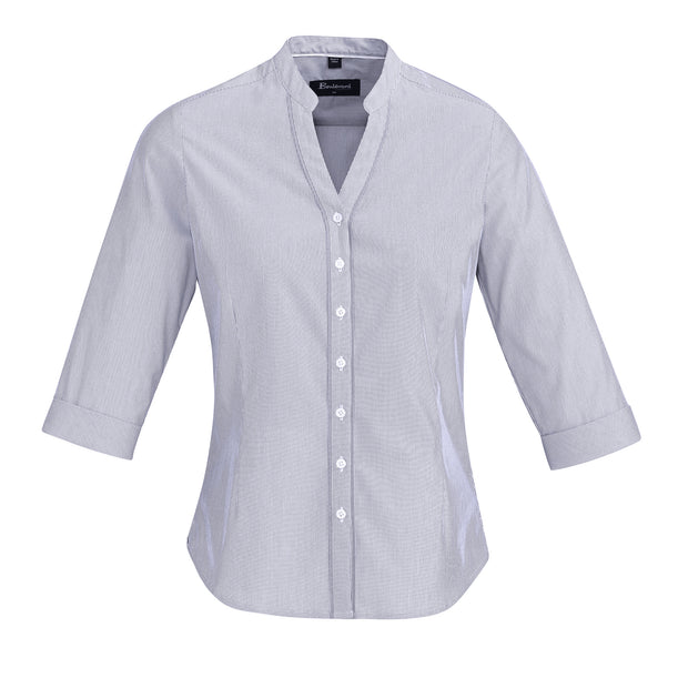 Bordeaux Ladies Shirt · ¾ Sleeve