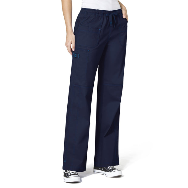 WonderFlex Faith Multi Pocket Cargo Pant - Womens