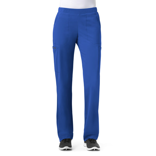 Wonderwink HP Hybrid Modern Straight Leg Pull on Pant - Womens