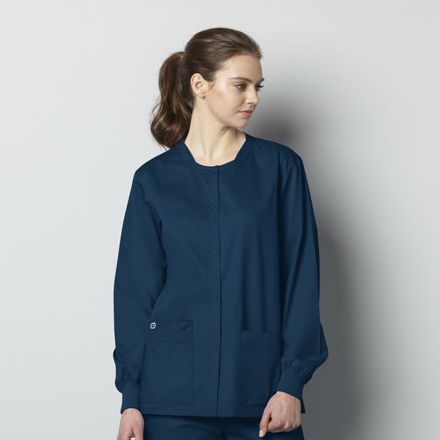 Wonderwork Snap Front Jacket -  Unisex