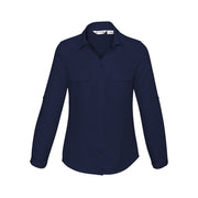 Madison Ladies Shirt · Long Sleeve