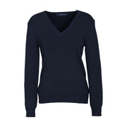 Biz Collection V Neck Pullover - Womens