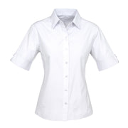 Biz Collection Ambassador Shirt Short Sleeve - Womens