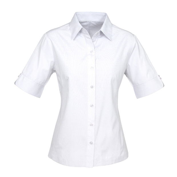 Ambassador Ladies Shirt · Short Sleeve
