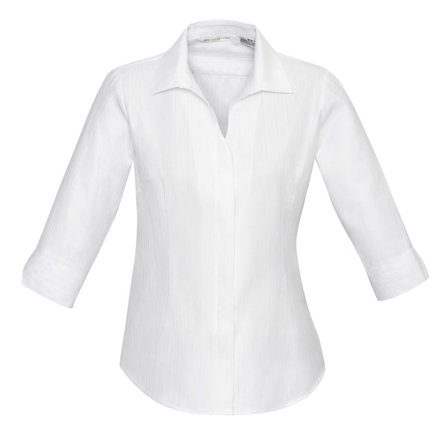 Preston Ladies Shirt · ¾ Sleeve