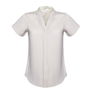 Biz Collection Madison Blouse Short Sleeve - Womens
