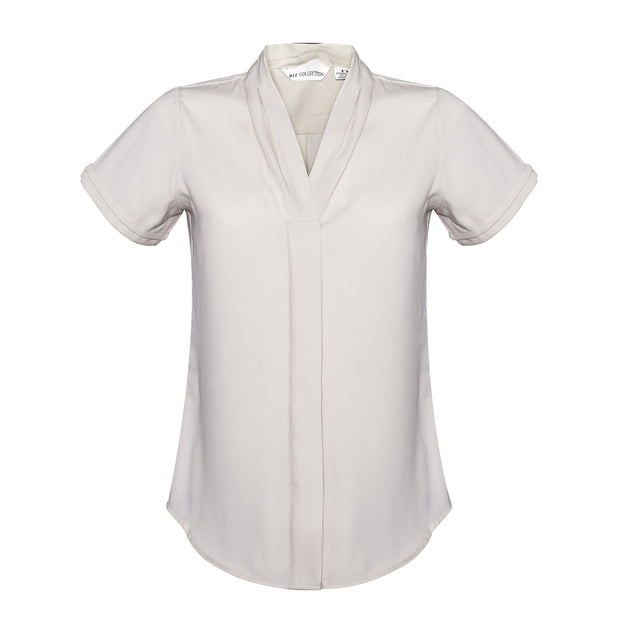 Madison Ladies Shirt · Short Sleeve