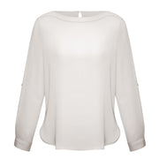 Biz Collection Madison Blouse Boat Neck - Womens