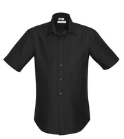 Biz Collection Preston Shirt Short Sleeve - Mens