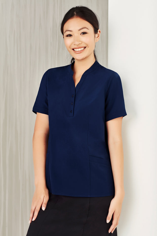 BIZCARE - Easy Stretch Tunic - Womens