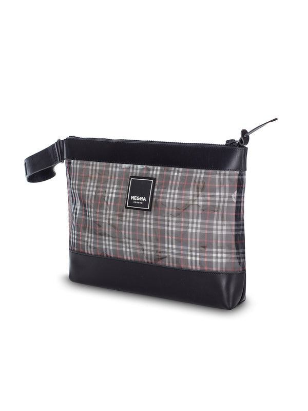 Alexa Clutch • PLAID