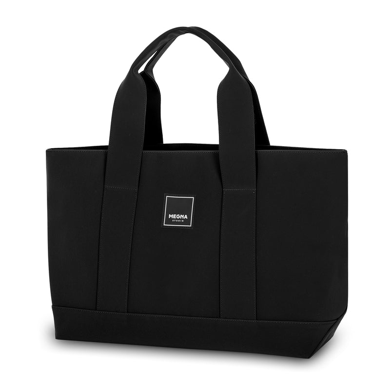 Cora Shoulder Bag • Matte Black