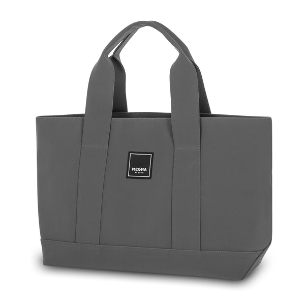 Cora Shoulder Bag • Matte Grey