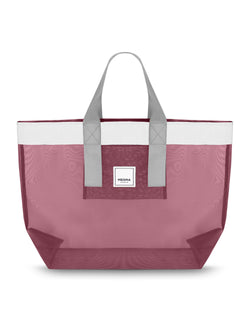Grace Beach Bag • Horizontal • CARDINAL RED
