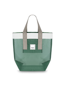 Grace Beach Bag • Vertical • FOREST GREEN
