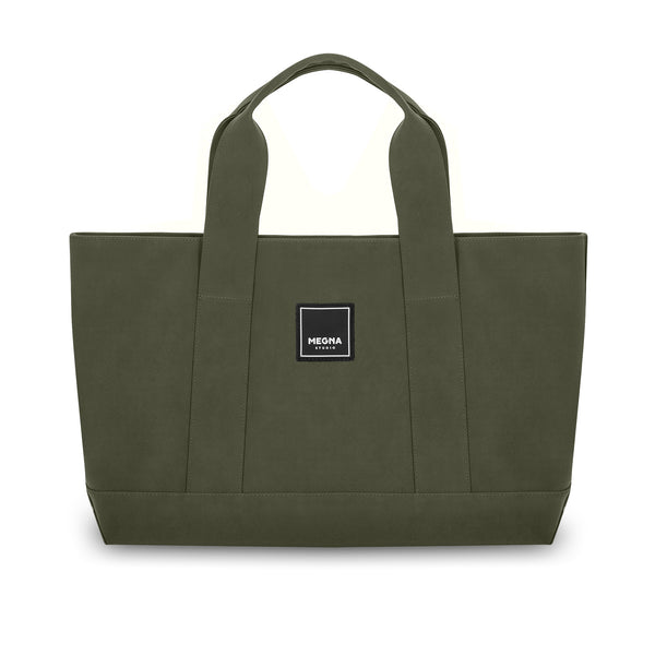 Cora Shoulder Bag • Sanded Olive Green