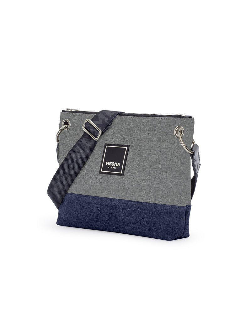 Yoko Bag • BLUE & GREY