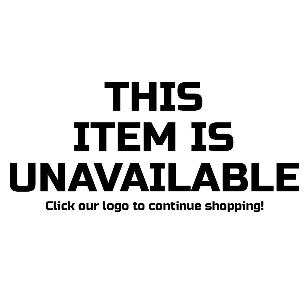 Unavailable Item