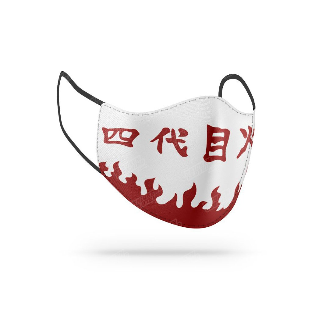 The 'Hokage' Mask (Incl. PM2.5 Filter)