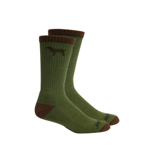 Brown Dog Socks- AKA Ankle Sweaters