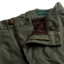 Load image into Gallery viewer, Duck Head Green Badge Chino - Thyme Olive