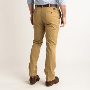 Duck Head Green Badge Chino - Khaki