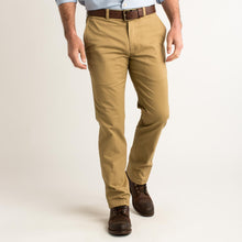 Load image into Gallery viewer, Duck Head Green Badge Chino - Khaki