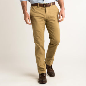 Duck Head Green Badge Chino - Dark Khaki
