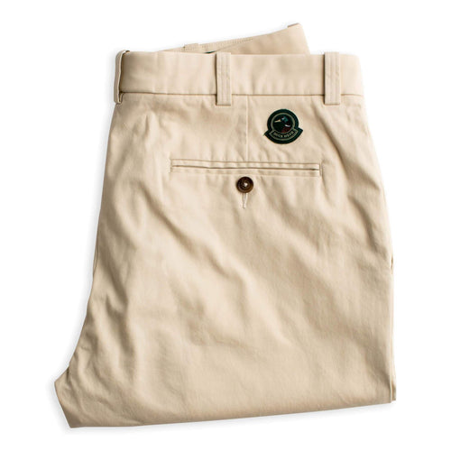 Duck Head Green Badge Chino - Stone