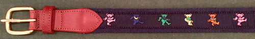 Party Bears Ribbon Belt