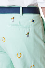"Load image into Gallery viewer, ""Go to Hell"" Embroidered Critter Pants"
